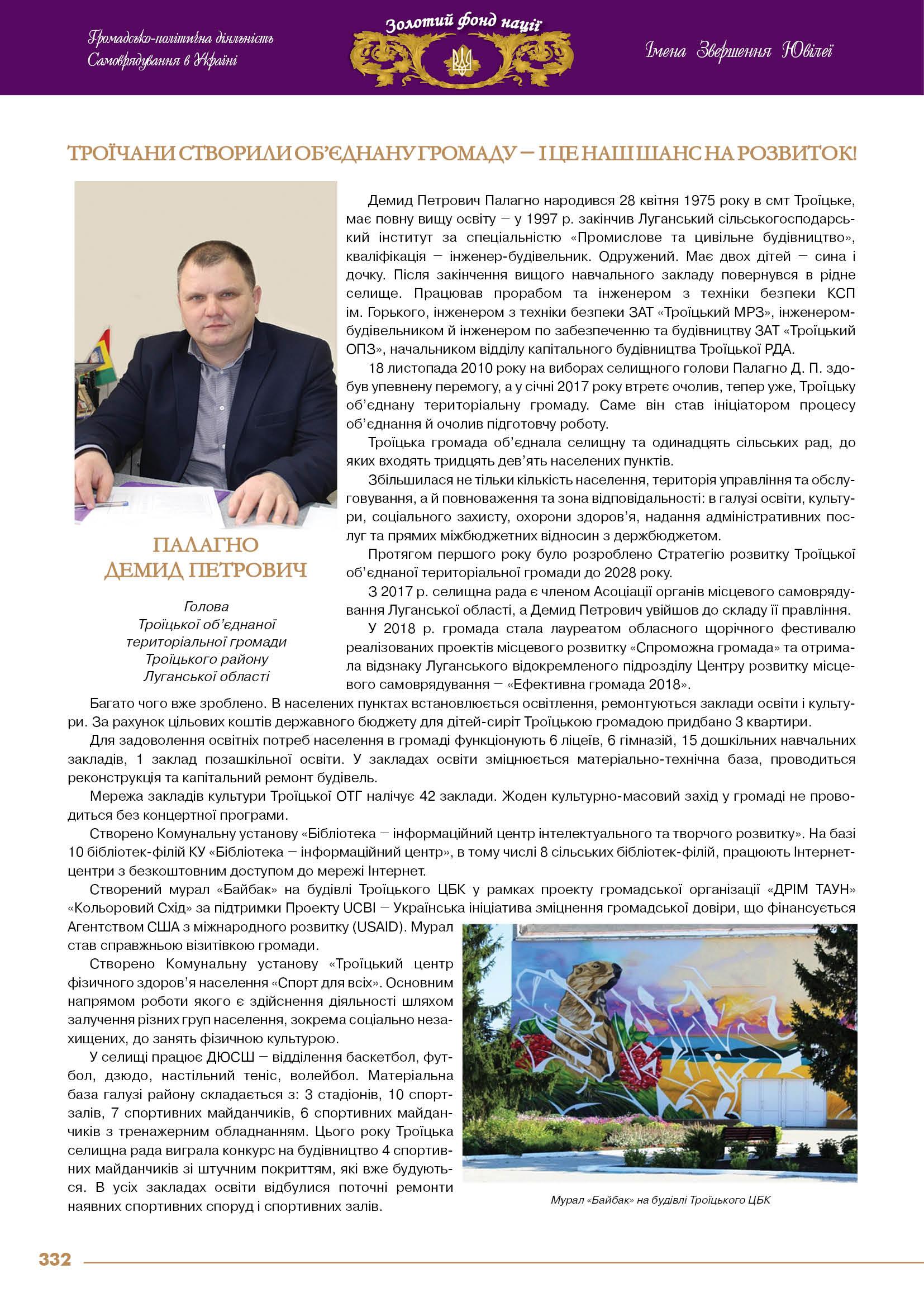 Палагно Демид Петрович