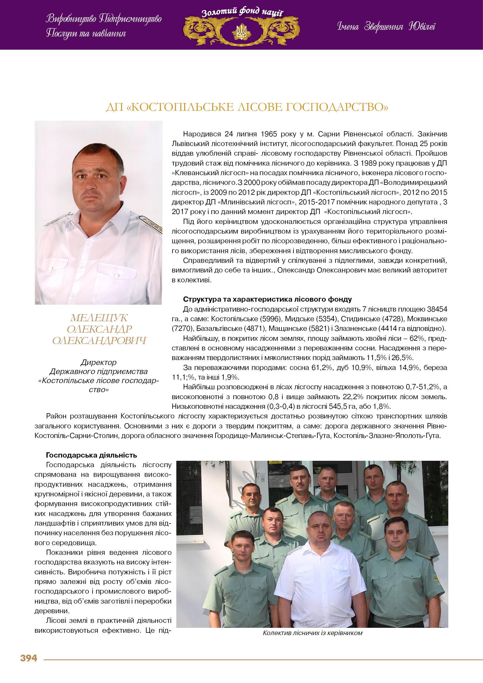 Мелещук Олександр Олександрович