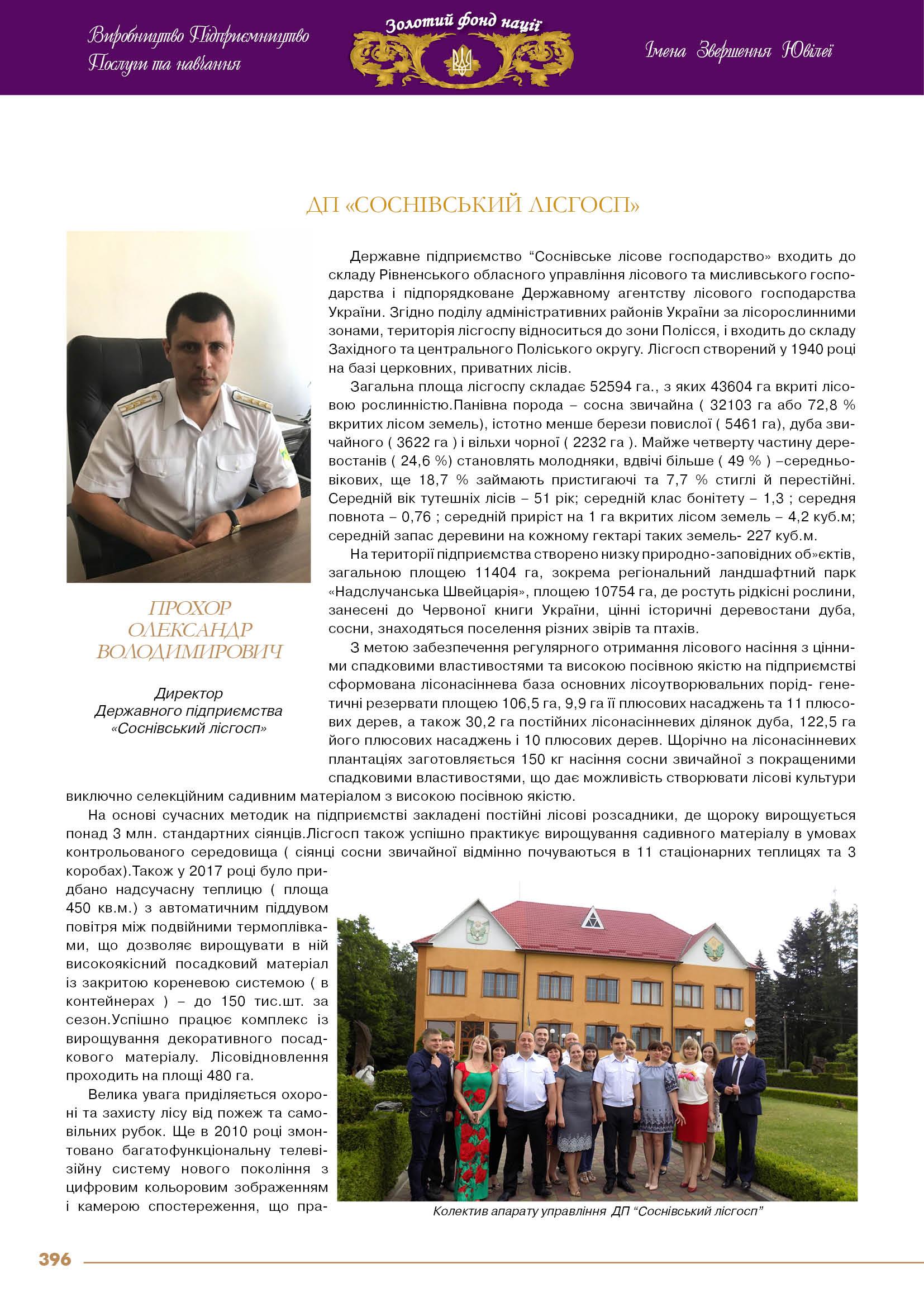 Прохор Олександр Володимирович