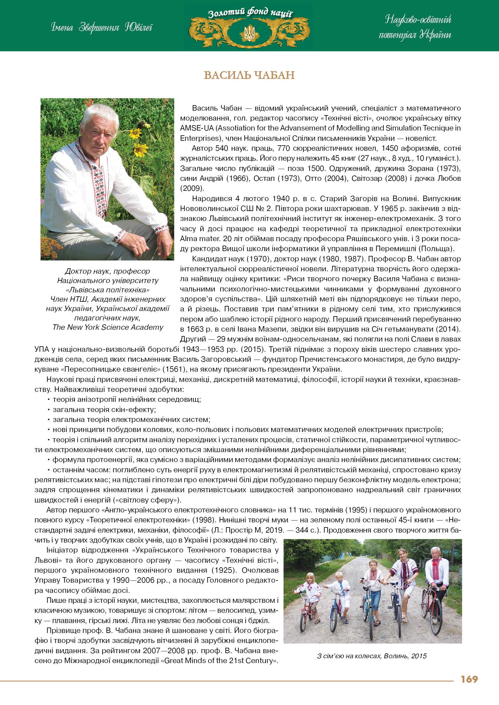 Василь Чабан