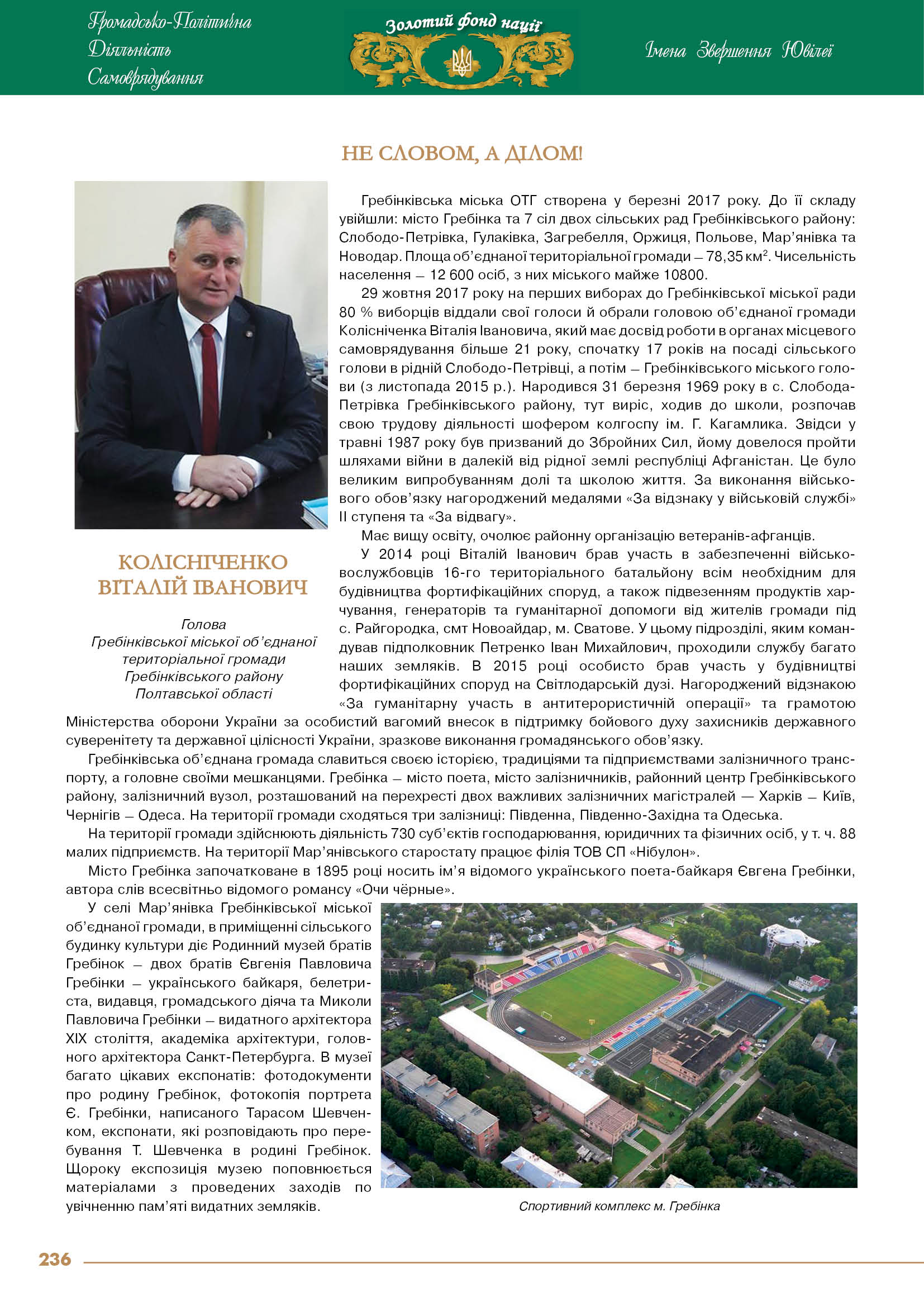 Колісніченко Віталій Іванович