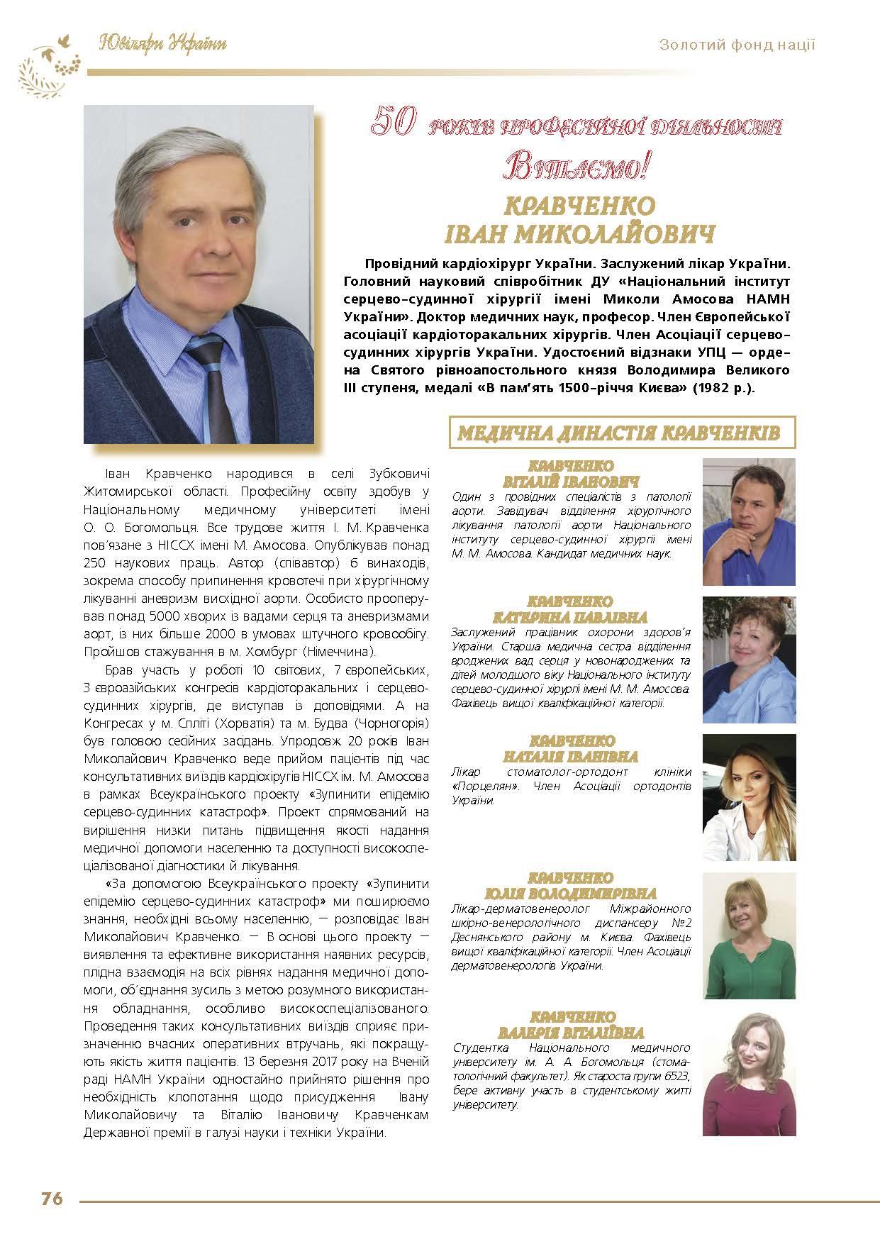 Кравченко Іван Миколайович