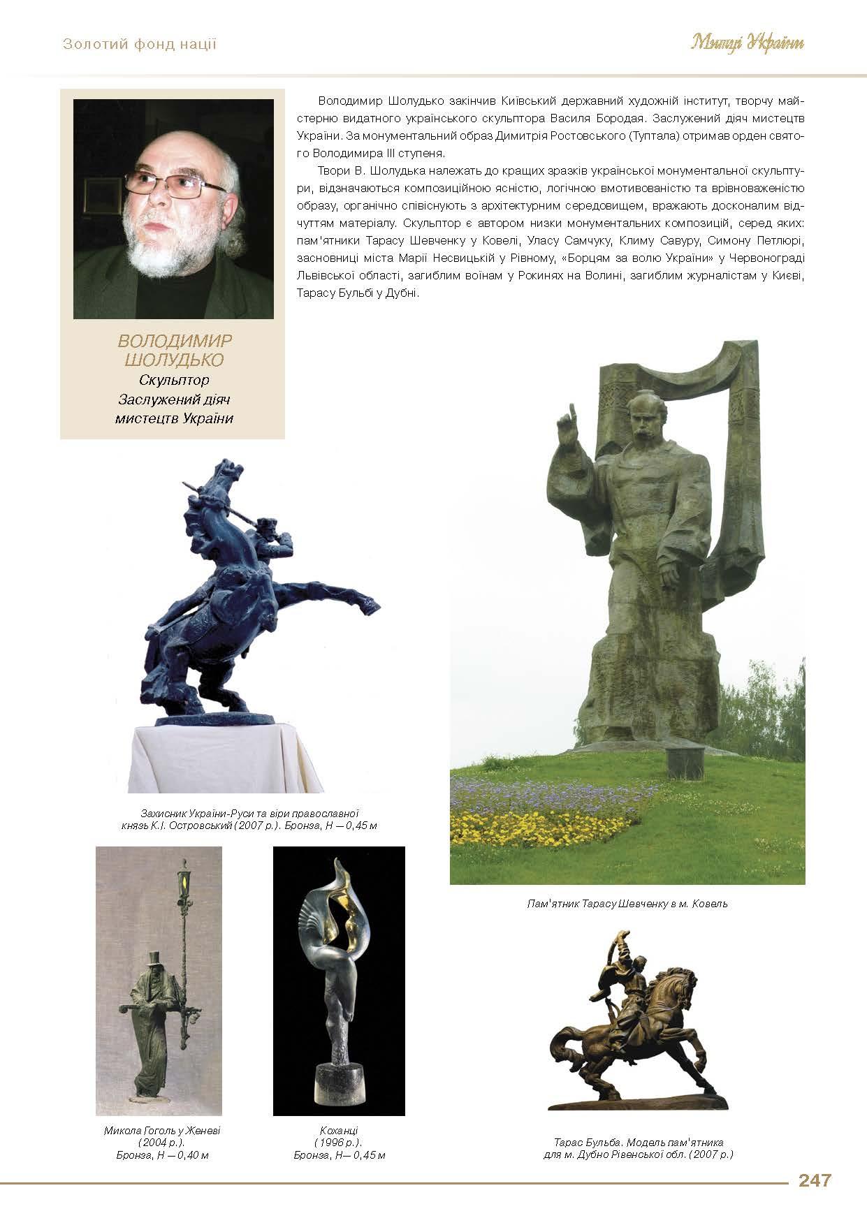Володимир Шолудько