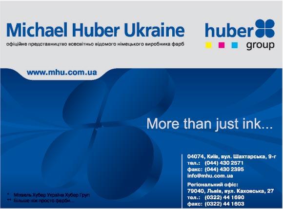 MICHAEL HUBER UKRAINE