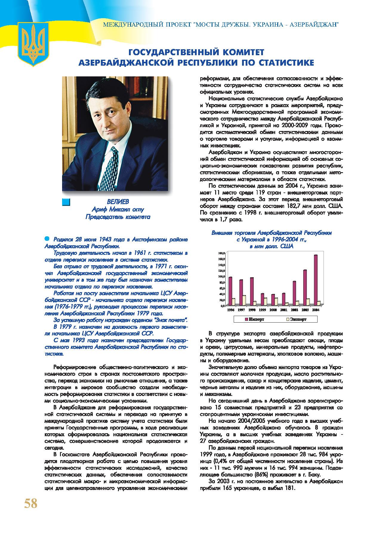 Государственный комитет Азербайджанской Республики по статистике