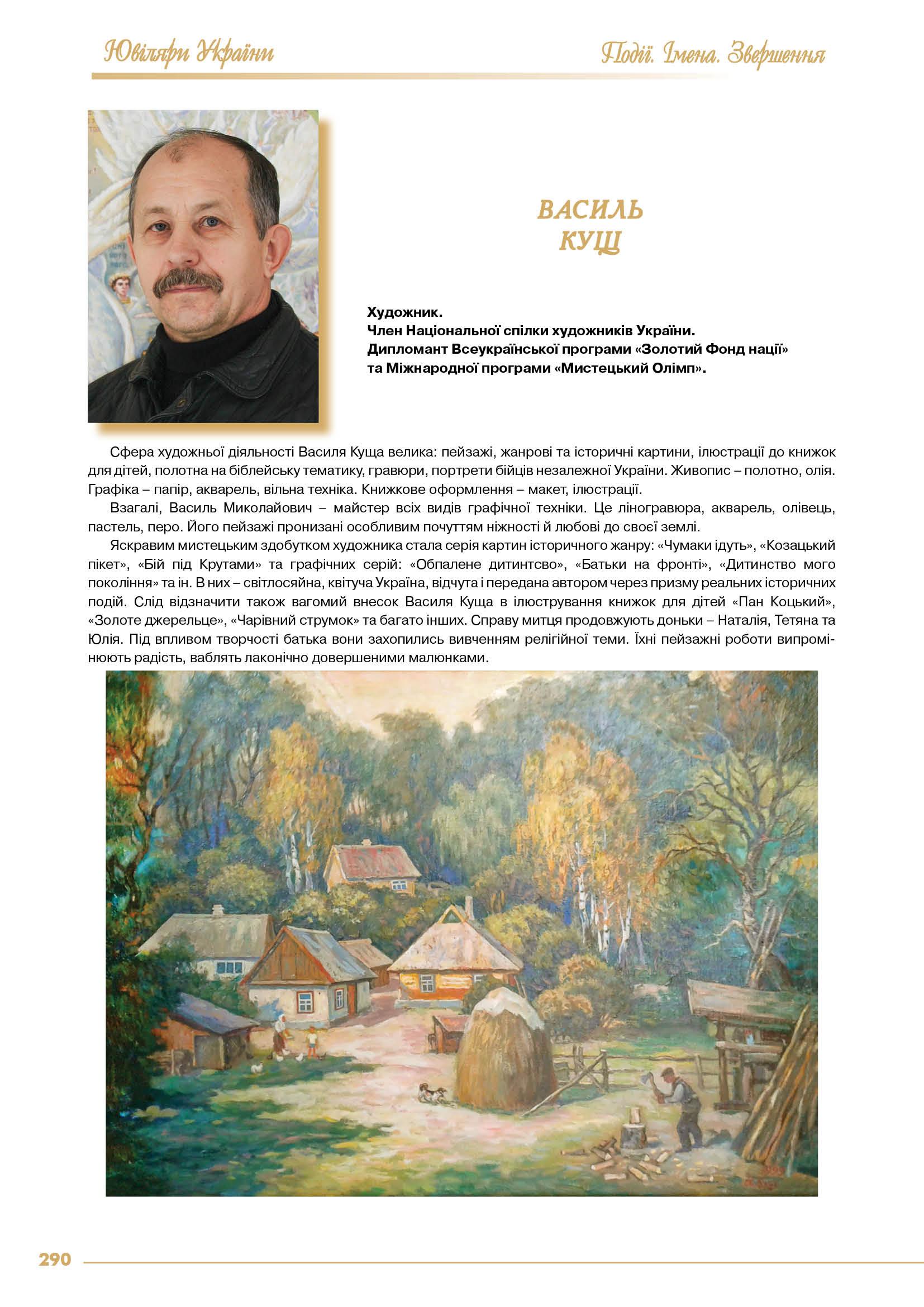 Василь Кущ